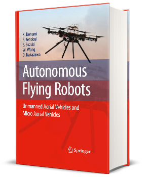 Autonomous Flying Robots