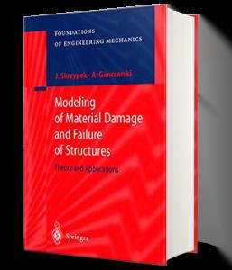 دانلود کتاب Modeling of Material Damage and Failure of Structures
