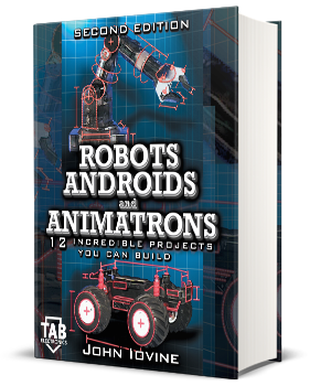 Robots Androids and Animations