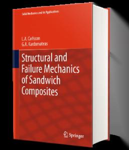 دانلود کتاب Structural and Failure Mechanics of Sandwich Composites