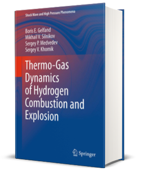 Thermo-Gas Dynamics of Hydrogen Combustion and Explosin